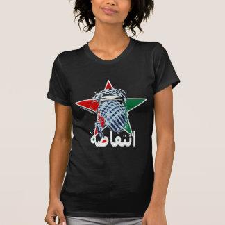 Estrella del Intifada Camiseta
