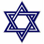 Estrella del KRW del ornamento de David Jánuca Adorno Fotoescultura