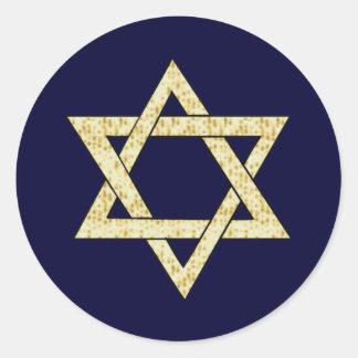 Estrella del Matzoh de David