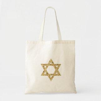 Estrella del Matzoh del Passover de David Bolsa Tela Barata