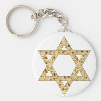 Estrella del Matzoh del Passover de David Llavero