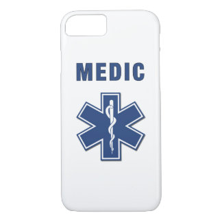 Estrella del médico de la vida funda iPhone 7