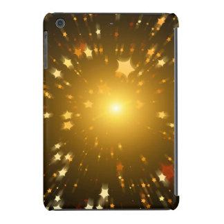 Estrella del navidad funda de iPad mini