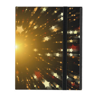 Estrella del navidad iPad cárcasa