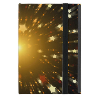Estrella del navidad iPad mini funda