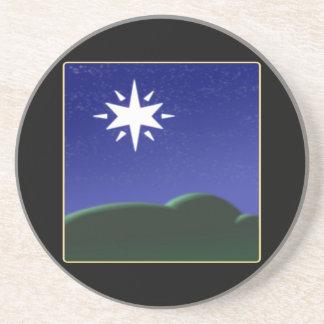 Estrella del norte posavasos manualidades