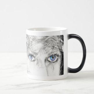 Estrella del norte taza de café