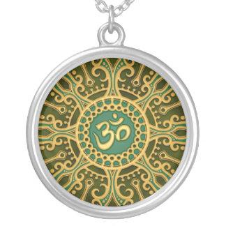 Estrella del ohmio (verde) joyería