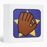 Estrella del oro del guante de béisbol de los depo