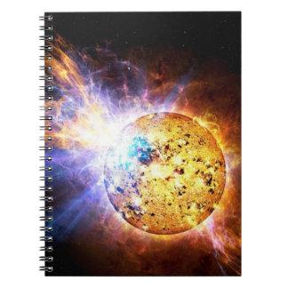 Estrella del Pipsqueak Note Book
