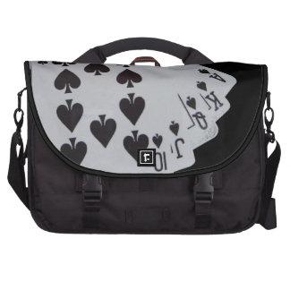 Estrella del póker bolsas para ordenador