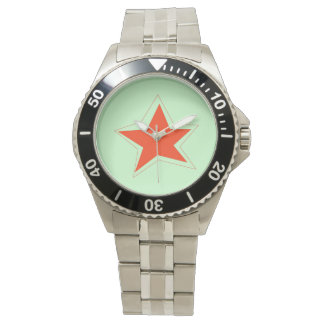 Estrella del reloj de la semana