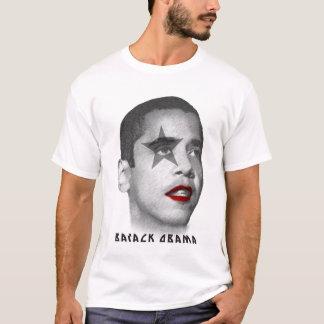 Estrella del rock de Barack Obama Playera