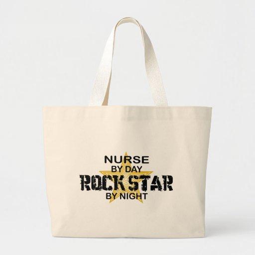 Estrella del rock de la enfermera por noche bolsa