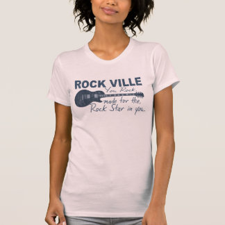 Estrella del rock de Rockville Remeras