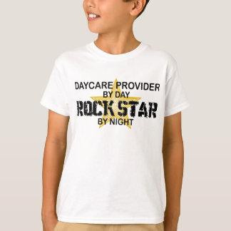 Estrella del rock del proveedor de la guardería poleras