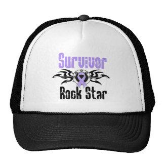Estrella del rock del superviviente - supervivient gorros