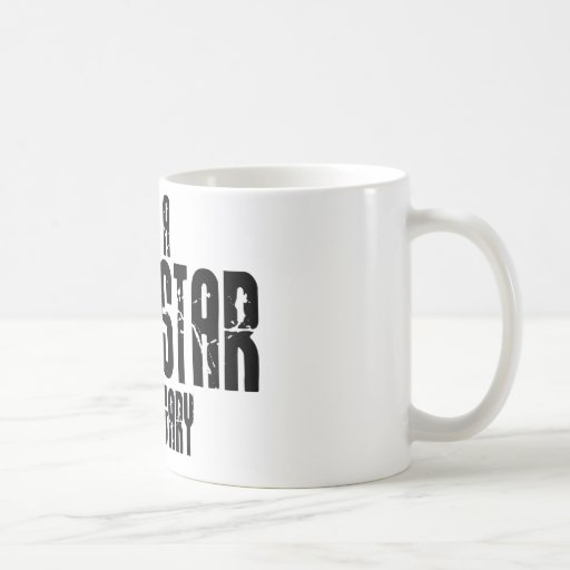 Estrella del rock en Hungría Taza De Café