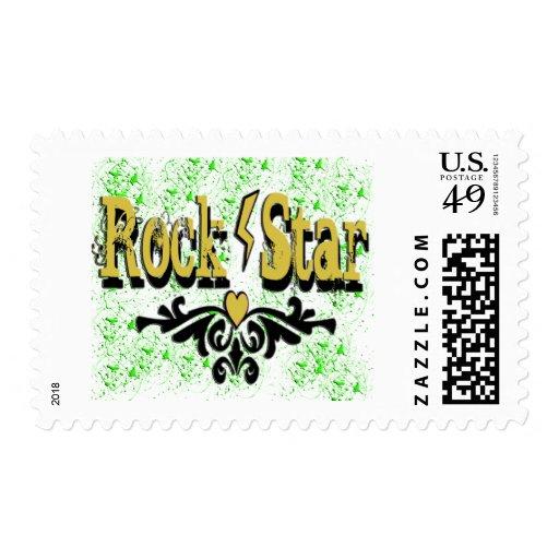 Estrella del rock envio