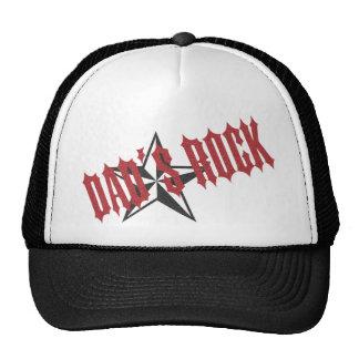 Estrella del rock gorro de camionero