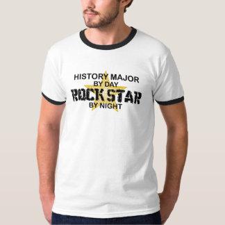 Estrella del rock importante de la historia camisas