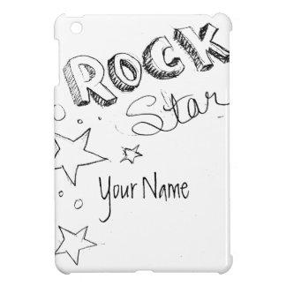 Estrella del rock iPad mini carcasa