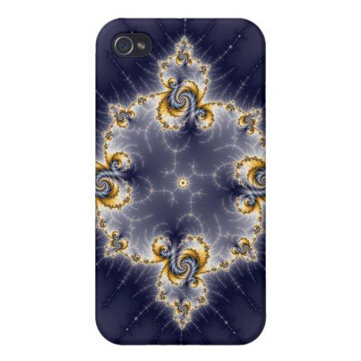 Estrella del rock iPhone 4 carcasas