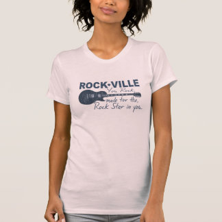 Estrella del rock Rockville Polera
