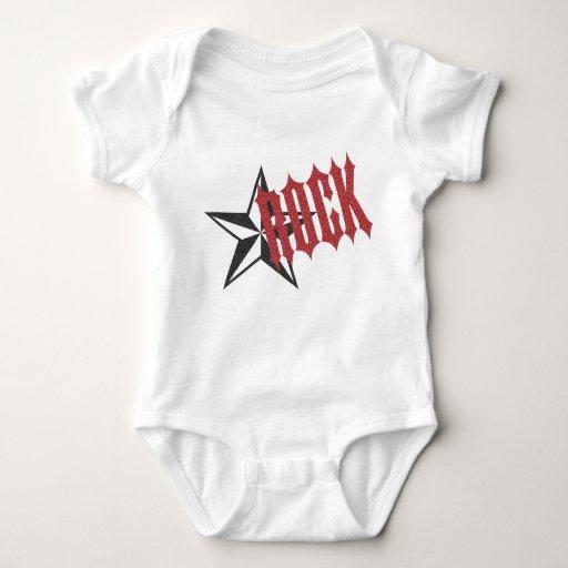 Estrella del rock t shirts
