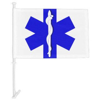 Estrella del símbolo médico de la vida