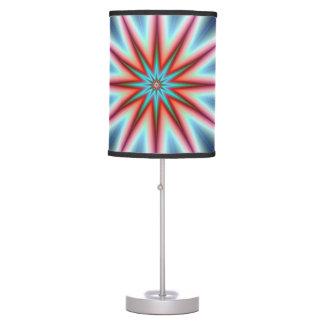 Estrella del tiempo lámpara de mesa