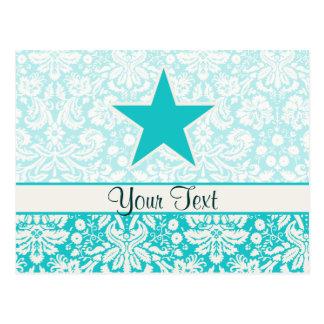 Estrella del trullo tarjetas postales