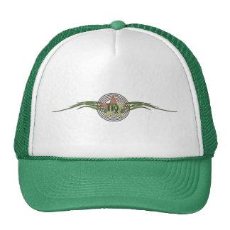 Estrella del virgo gorras de camionero
