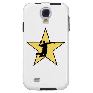 Estrella del voleibol funda para galaxy s4