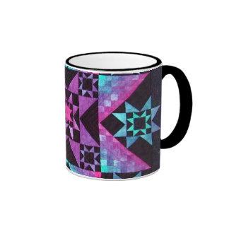 Estrella dentro de una taza de la estrella