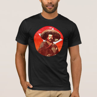 Estrella estupenda de Pancho Villa Playera