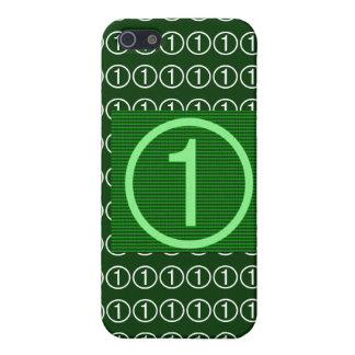 Estrella estupenda NumberOne iPhone 5 Cobertura