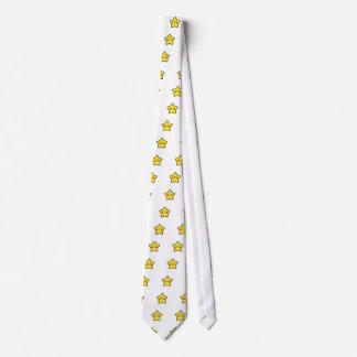Estrella feliz corbata
