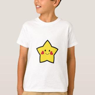 Estrella feliz playera