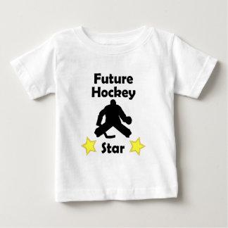 Estrella futura del hockey (portero) polera