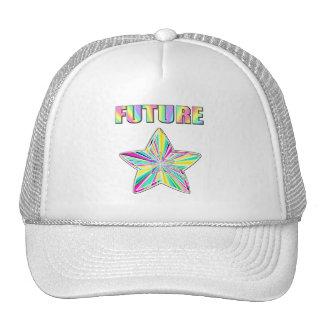 Estrella futura gorro