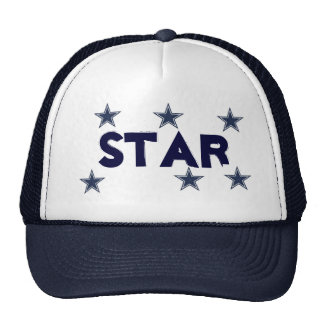 estrella gorro