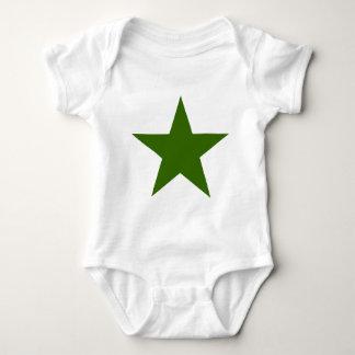 Estrella GreenDark los regalos de Zazzle del MUSEO Camisas