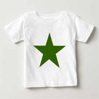 Estrella GreenDark los regalos de Zazzle del MUSEO Playera