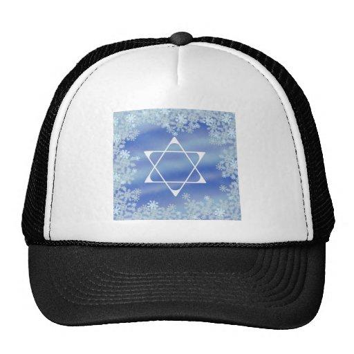 Estrella helada gorra