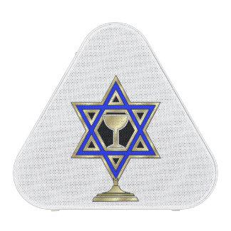 Estrella judía altavoz