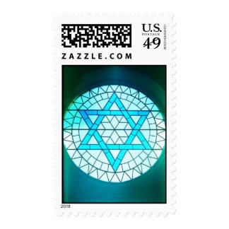 Estrella judía del sello de David