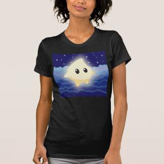Estrella linda camisetas