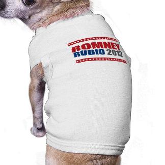 ESTRELLA LINE png de ROMNEY RUBIO VP Camisa De Mascota