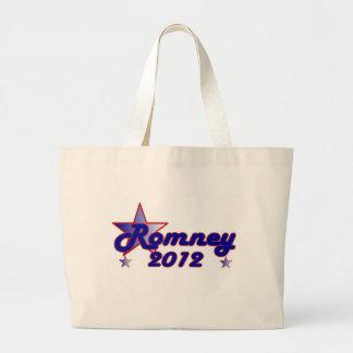 Estrella lisa de Romney 2012 Bolsas